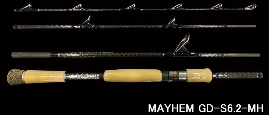 MAYHEM GD-S6